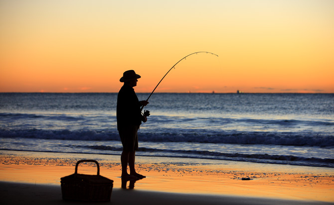 fishing-spots-sunshine-coast