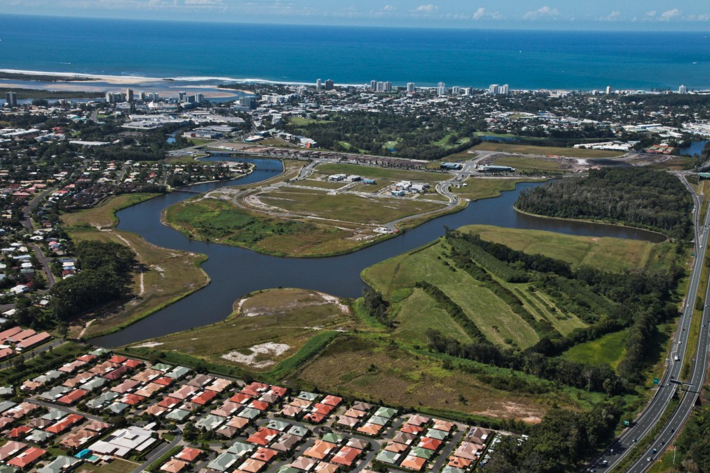 maroochydore-sunshine-cove-location