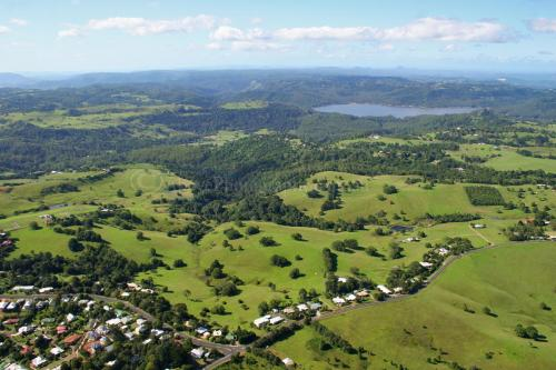 maleny-aerial-view
