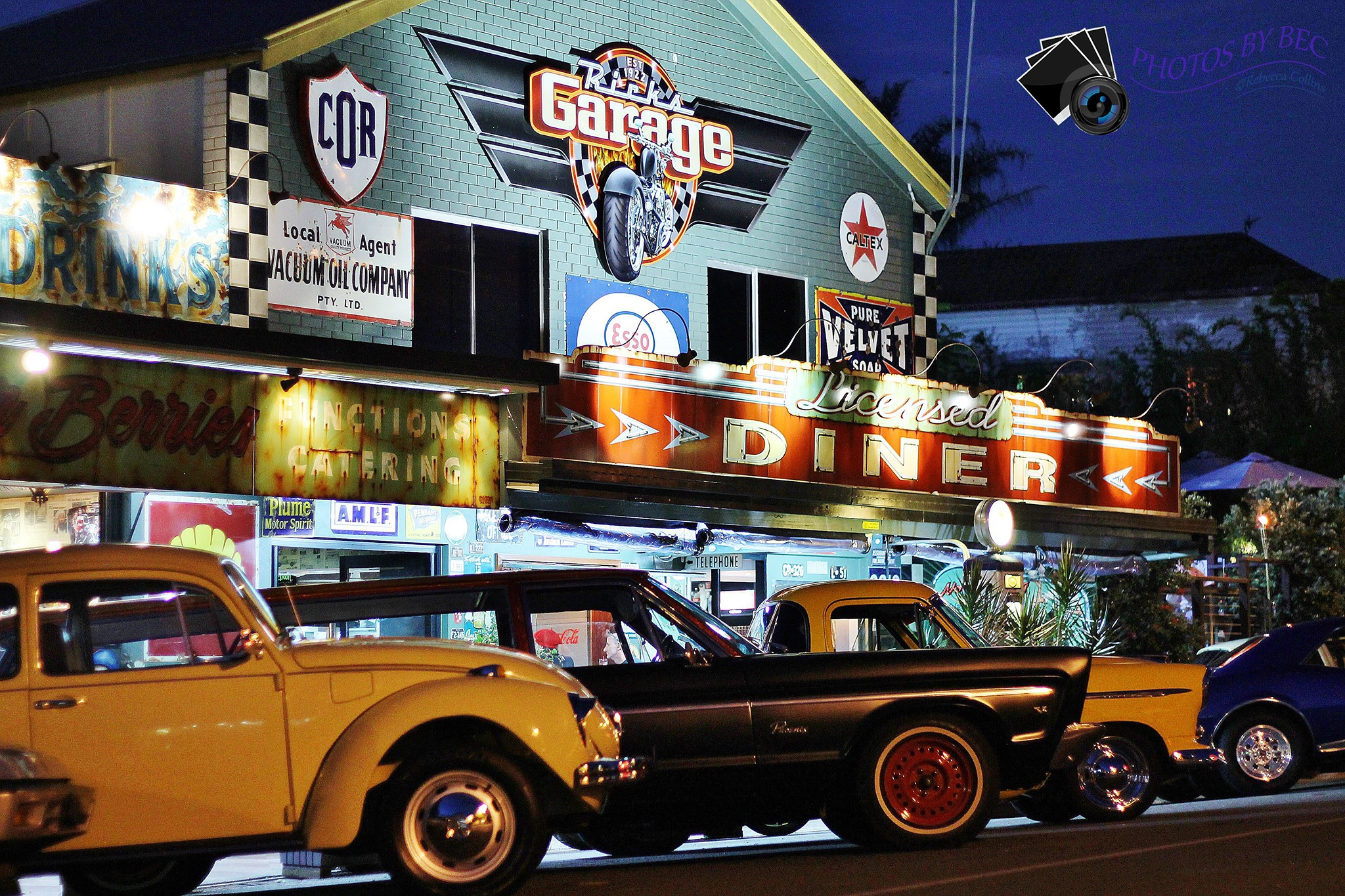 Route 66 has nothing on palmwoods sunshine coast lifestyle for Garage route 66 metz