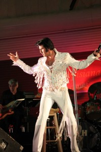 Elvis! - Mark Anthony Tribute at the Sunshine Coat Events Centre