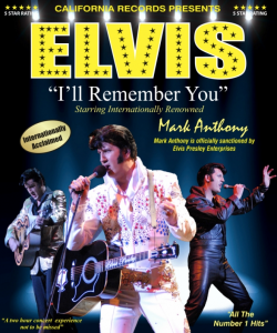 "Elvis in Concert ""I'll Remember You"""