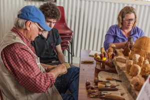 Don Powell Wood Carving Workshop