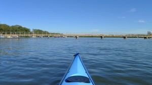 Kayaking Meditation On The Maroochy River