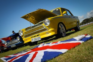 Reliving Childhood Dreams - Kenilworth Hotel Car Show