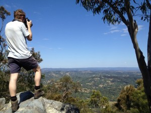 King and Queen of the Mountain – Mt Cooroora