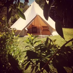 'Glamping' - A new kind of Outdoorsmanship