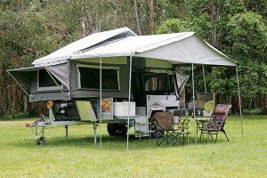 Jawa Camper trailer
