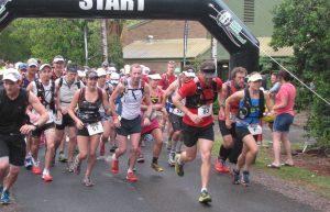 blackall 100 start line