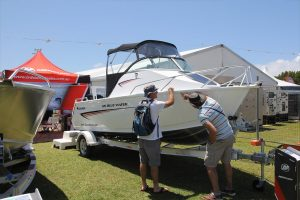 Sunshine coast home show - boating