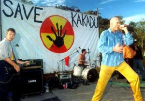 midnight oil save kakadu