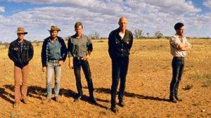 midnight oil band