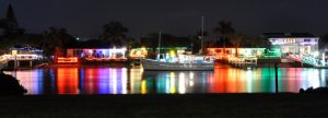 Mooloolaba Christmas Boat Parade December 2016