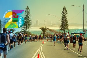 Mooloolaba Triathlon Run