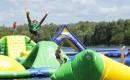 Blast Aqua Park - jumping pillow