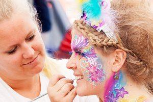 Australian Body Art Festival Cooroy