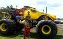 Outback Thunder Monster Truck