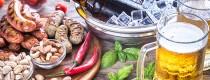 Ignite Chilli Festival - meal