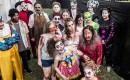 Aussie World FestEVIL Halloween Festival goers