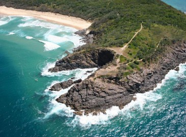 Noosa National Park - Hell's Gates
