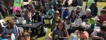event goers at Sunshine Coast gardening espo
