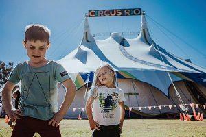 circus rio kids