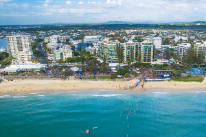 Give It a Tri – The Mooloolaba Triathlon 24.12.18