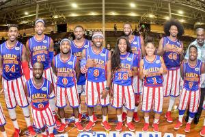 A Slam Dunk - Harlem Globetrotters