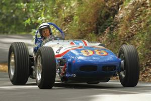 Vintage Car Noosa Hill Climb
