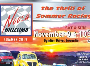 Noosa Hill Climb 2019